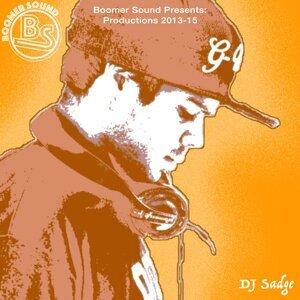 DJ Sadge 歌手頭像