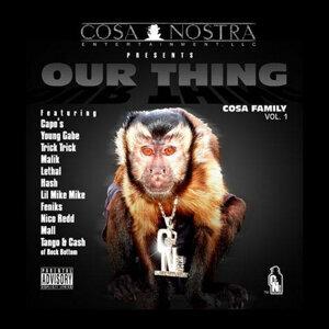 Cosa Nostra Entertainment L.L.C. 歌手頭像
