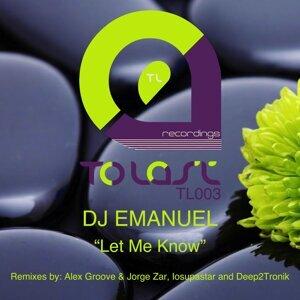 DJ Emanuel 歌手頭像