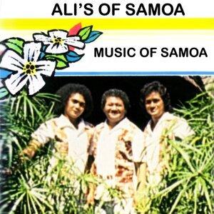 Ali's of Samoa 歌手頭像