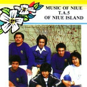 T.A.5 of Niue Island 歌手頭像