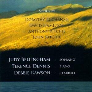 Judy Bellingham, Terence Dennis, Debbie Rawson 歌手頭像