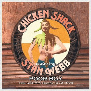 Chicken Shack & Stan Webb 歌手頭像