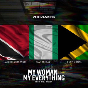 Patoranking feat. Wande Coal, Machel Montano, Busy Signal 歌手頭像