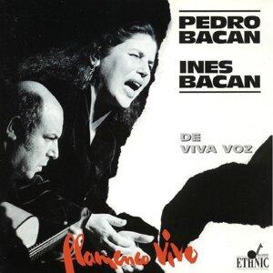 Inés Bacán, Pedro Bácan 歌手頭像