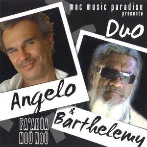 Angelo, Barthelemy 歌手頭像