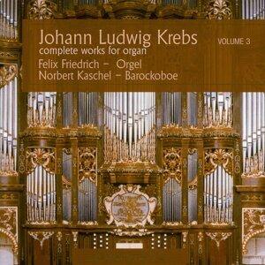 Felix Friedrich - Trost-Orgel der Schlosskirche Altenburg, Norbert Kaschel - Barockoboe 歌手頭像