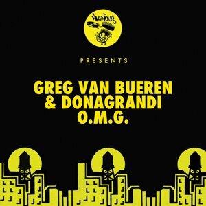Greg Van Bueren, Donagrandi 歌手頭像
