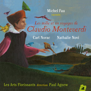 Les Arts Florissants, Paul Agnew 歌手頭像