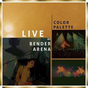 Color Palette 歌手頭像