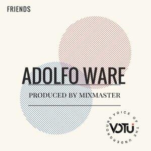 Costantino Mixmaster Padovano, Adolfo Ware 歌手頭像