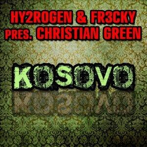 Hy2RoGeN, Fr3cky, Christian Green 歌手頭像