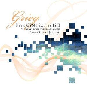 Slowakische Philharmonie, Stefan Jeschko 歌手頭像