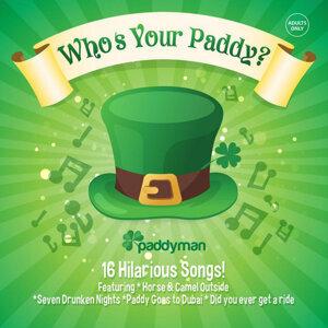 Paddyman 歌手頭像