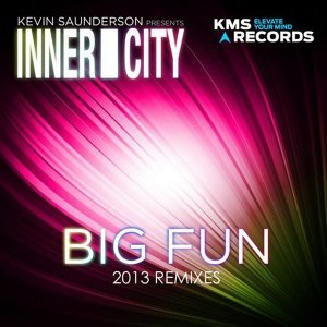 Kevin Saunderson, Inner City 歌手頭像