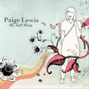 Paige Lewis 歌手頭像