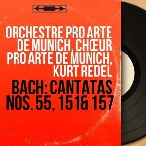 Orchestre Pro Arte de Munich, Chœur Pro Arte de Munich, Kurt Redel 歌手頭像