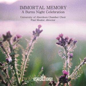 Paul Mealor, University of Aberdeen Chamber Choir 歌手頭像