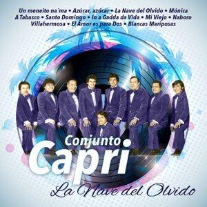 Conjunto Capri 歌手頭像