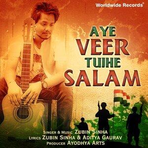 Zubin Sinha 歌手頭像