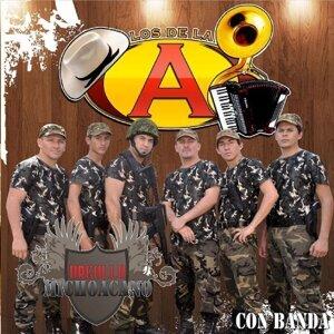 Los De La a Con Banda 歌手頭像