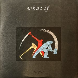 WHAT IF 歌手頭像
