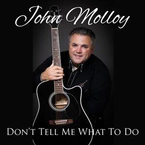 John Molloy 歌手頭像