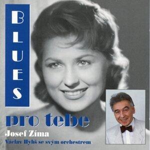 Josef Zíma, Orchestr Václava Hybše 歌手頭像