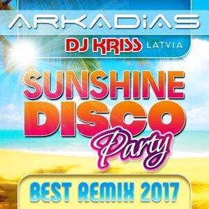 Аркадиас, DJ Kriss Latvia 歌手頭像