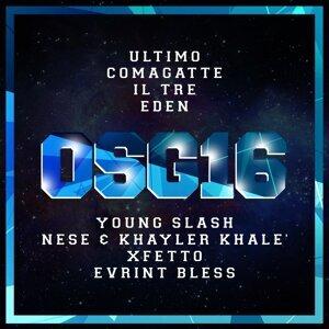 Ultimo, Comagatte, Eden, Young Slash, Xfetto, Khayler Khalè, Nese, Il 3, Evrint Bless 歌手頭像