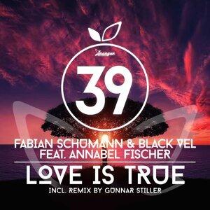 Fabian Schumann, Black Vel & Annabel Fischer 歌手頭像