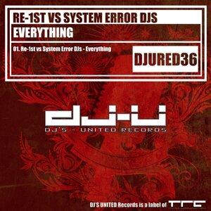 Re-1st, System Error Djs 歌手頭像