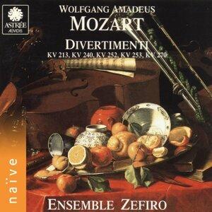 Ensemble Zefiro, Alfredo Bernardini, Paolo Grazzi, Raul Diaz, Dileno Baldin, Alberto Grazzi, Josep Borras 歌手頭像
