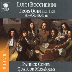 Patrick Cohen, Quatuor Mosaïques, Erich Hôbarth, Andrea Bischof, Anita Mitterer, Christophe Coin 歌手頭像