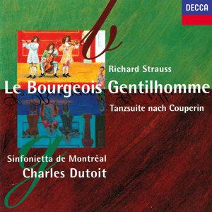 Charles Dutoit, Sinfonietta de Montréal 歌手頭像