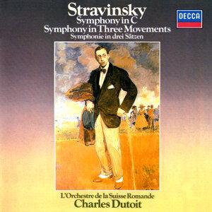 Charles Dutoit, L'Orchestre de la Suisse Romande 歌手頭像