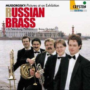 ロシアン ブラス-サンクトペテルブルグ フィル金管五重奏団- 歌手頭像