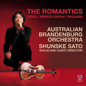 Shunske Sato, Australian Brandenburg Orchestra 歌手頭像