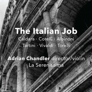 La Serenissima, Adrian Chandler 歌手頭像