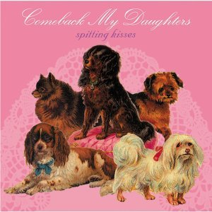 COMEBACK MY DAUGHTERS 歌手頭像