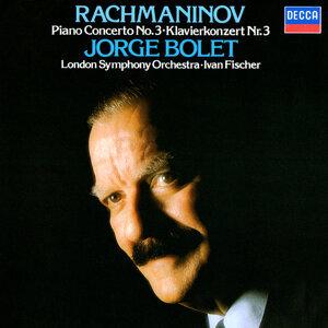 Jorge Bolet, London Symphony Orchestra, Iván Fischer 歌手頭像