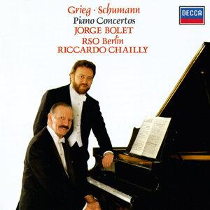 Jorge Bolet, Radio-Symphonie-Orchester Berlin, Riccardo Chailly 歌手頭像