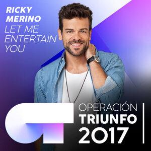 Ricky Merino 歌手頭像