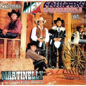 Martinelly, Su Grupo Lobo Blanco 歌手頭像