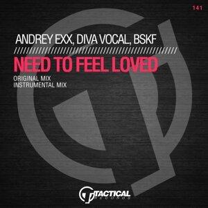 Andrey Exx, Diva Vocal & BSKF 歌手頭像