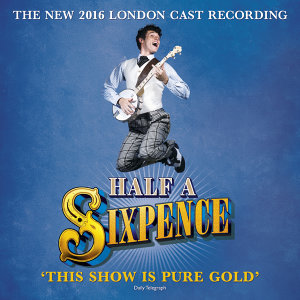 "The ""Half a Sixpence"" 2016 London Cast 歌手頭像"