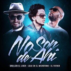Grullon El Lider, Fother, Lolo En El Microfono 歌手頭像