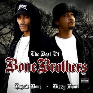 Bizzy Bone, Layzie Bone, Bone Thugs-N-Harmony 歌手頭像