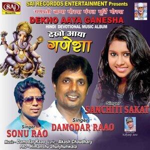 Damodar Raao, Sonu Rao 歌手頭像