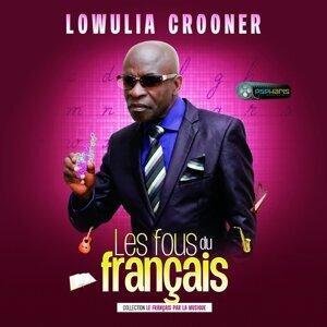 Lowulia crooner 歌手頭像